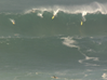 huge waimea bay drop